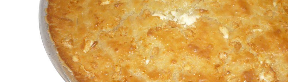 Συνταγή για την γνωστή Αλευρόπιτα Ζαγορίου