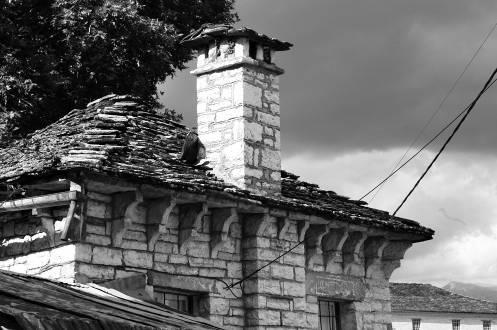 Πέτρινα φουρούσια της οικίας Βακώλα 1838