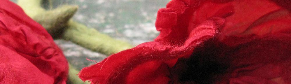 Ανοιξιάτικες παπαρούνες από τα Ζαγοροχώρια