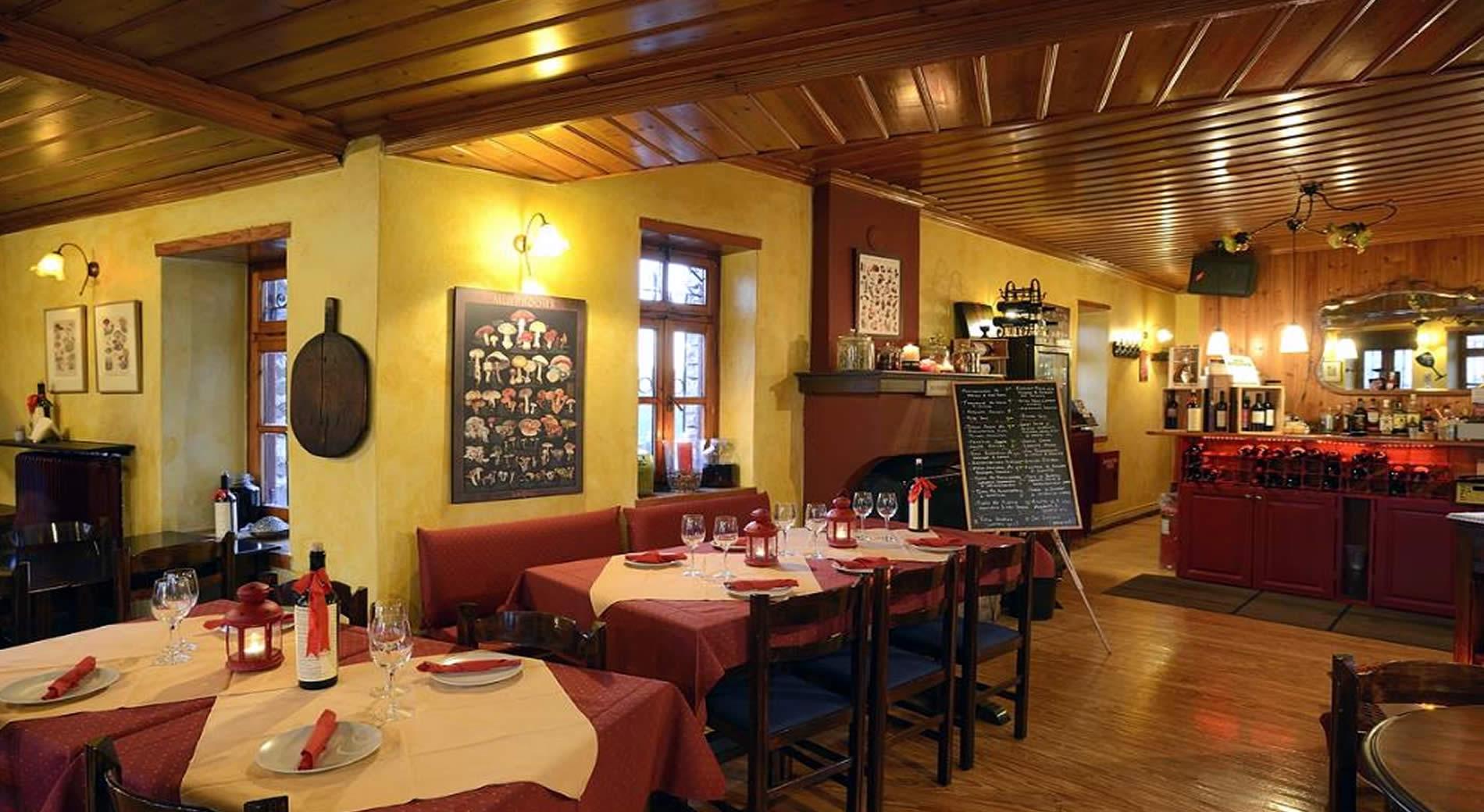 Εστιατόριο Κανέλα & Γαρύφαλλο