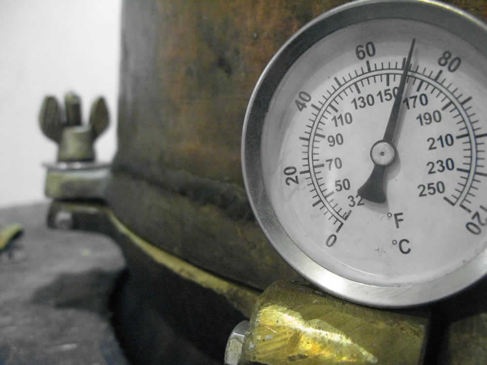 Συνεχείς έλεγχος στη θερμοκρασία ώστε να μην έχει σκαμπανεβάσματα