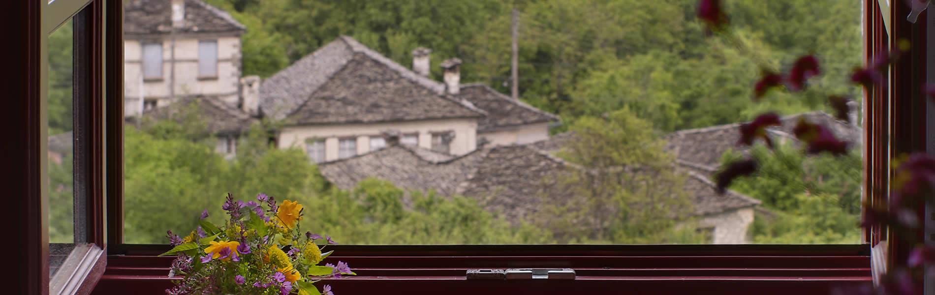 Ξενώνας VERA INN, διαμονή στον ξενώνα με την καλύτερη θέα στο Δίλοφο Κεντρικού Ζαγορίου